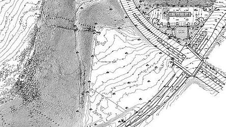 What are the benefits of a topographic survey?